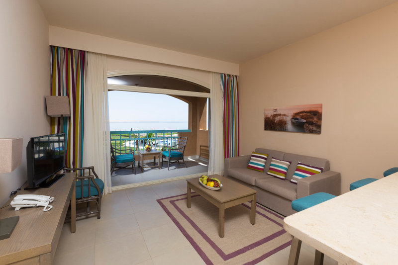 Family Suite At Byoum Lakeside Hotel In Al Fayoum