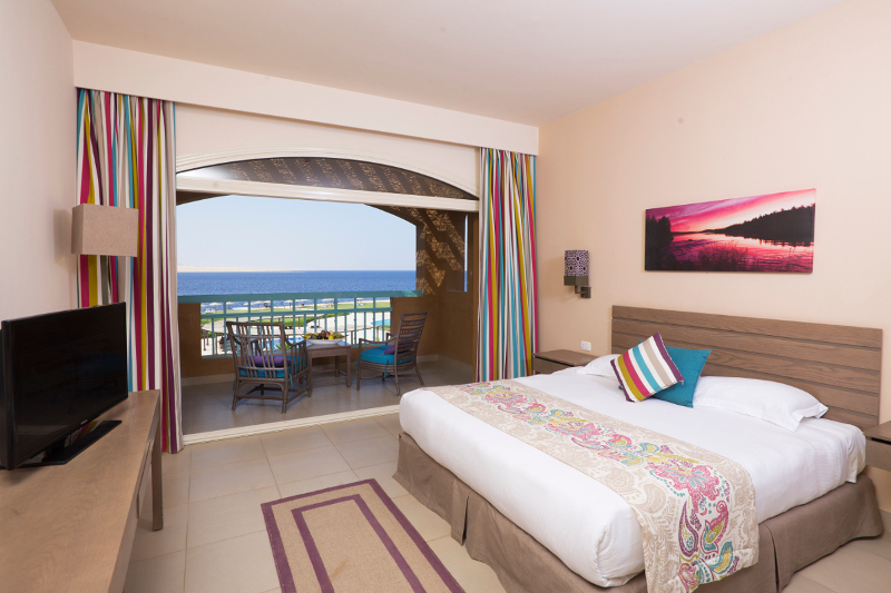 Deluxe Room at Byoum Lakeside Hotel In Al Fayoum