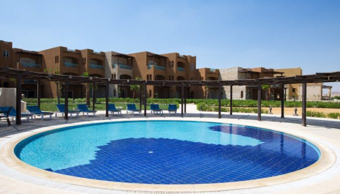Byoum Lakeside Hotel Fayoum Kids Pool