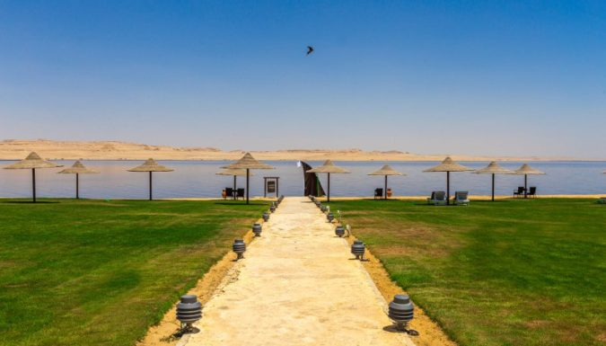 Hotels in Fayoum Byoum Lakeside Hotel Qarun Lake