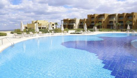 Byoum Lakeside Hotel Fayoum Swimming Pool