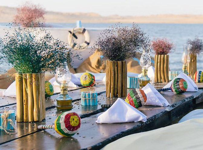 Weddings in Byoum Lakeside Hotel Fayoum