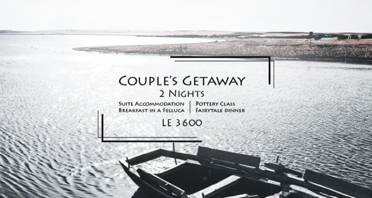 Couple Getaway package special offer at Byoum Hotel